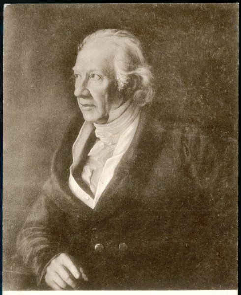 CARL FRIEDRICH ZELTER German composer and conductor, teacher of Mendelssohn, and friend of Goethe