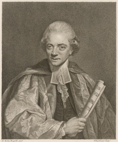 CHARLES BURNEY Musician and writer