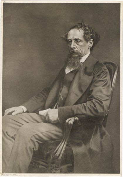 CHARLES DICKENS Writer