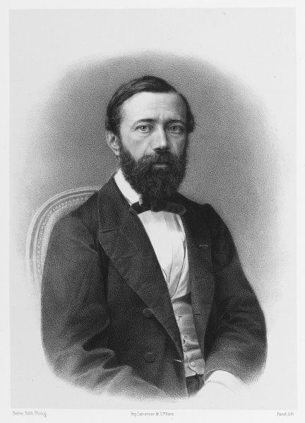 CHARLES EMILE BLANCHARD French naturalist, noted for work on intestinal worms