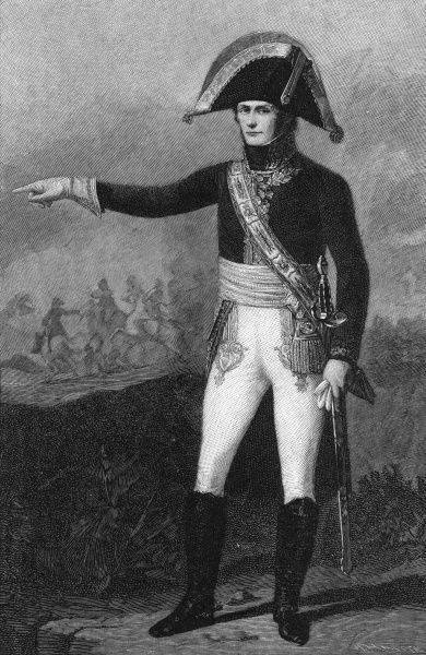 CHARLES VICTOR EMMANUEL LECLERC - French military, married Maria Bonaparte, Napoleon's sister. Defeated Toussaint - Louverture in Haiti in 1802, died of fever Date: 1702 - 1802