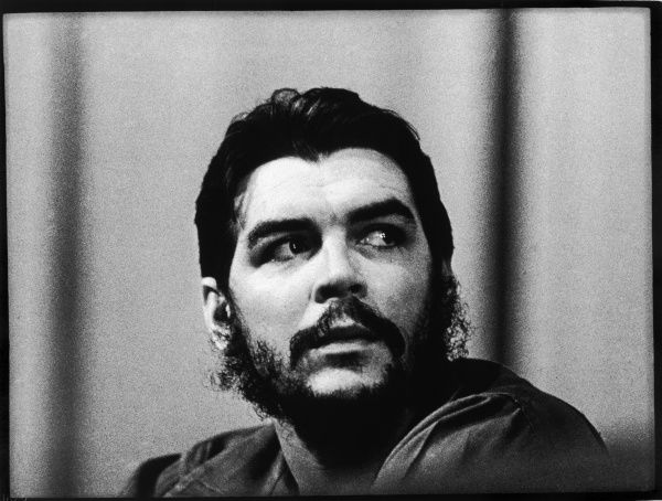 ERNESTO GUEVARA Known as CHE GUEVARA Latin American guerrilla leader and revolutionary theorist. *UNAVAILABLE FOR USE IN ASIA AT PRESENT*