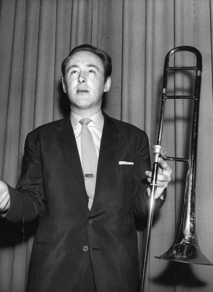 Donald Christopher Chris Barber (b. 1930) English trombonist, musician and band leader who played with Humphrey Littleton in the 1940s and then led his own band