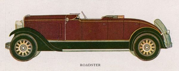 Chrysler Roadster