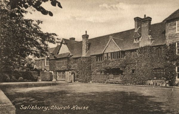 Church House, Crane Street, Salisbury, Wiltshire