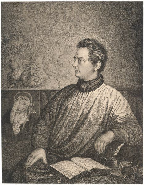 CLEMENS BRENTANO German writer of the Romantic Era