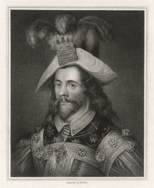 GEORGE DE CLIFFORD 3rd Earl of Cumberland. Notorious gambler and owner of a private fleet