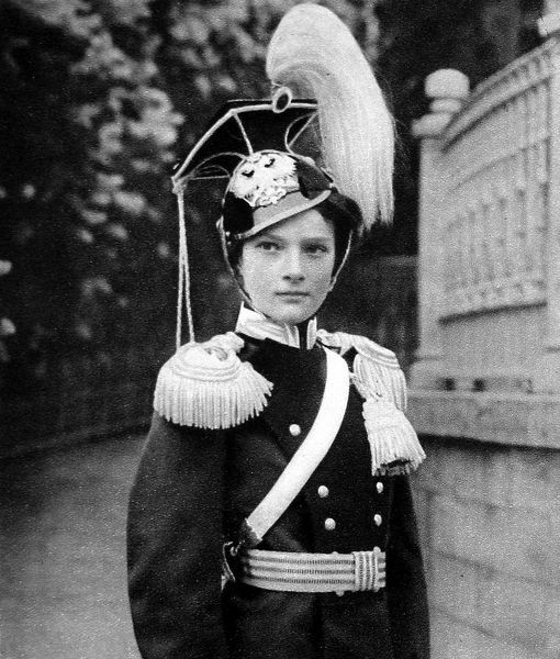 Colonel-In-Chief of Russian Uhlans: The Grand Duchess Tatiana