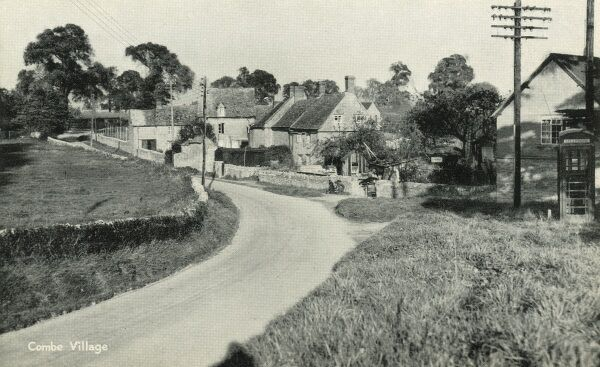 Combe Village, Oxfordshire