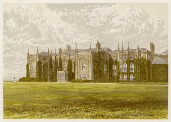 Combermere Abbey, Cheshire