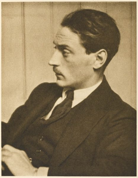 COMPTON MACKENZIE Scottish writer