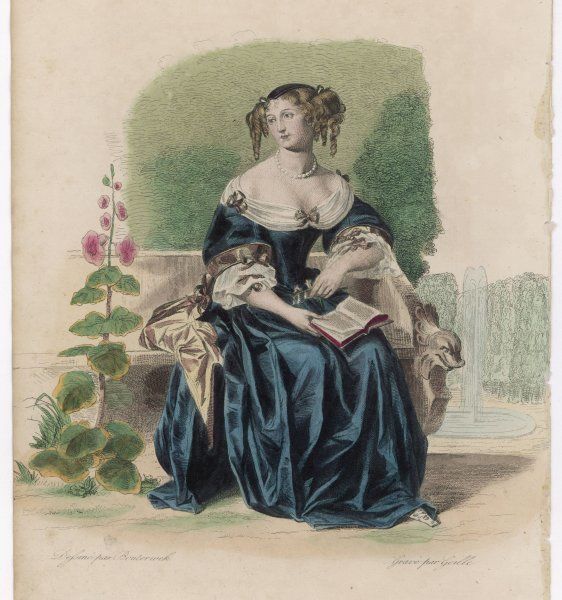 MARIE-MADELEINE, COMTESSE DE LAFAYETTE French writer