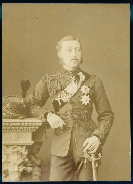 ARTHUR DUKE OF CONNAUGHT 3rd son of Victoria