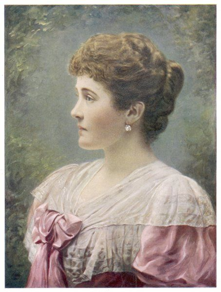 LOUISE OF PRUSSIA Wife of Arthur, Duke of Connaught
