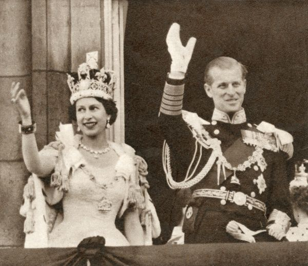 Elizabeth II, daughter of George VI was proclaimed queen in 1953. Her coronation was the first major royal event to be televised