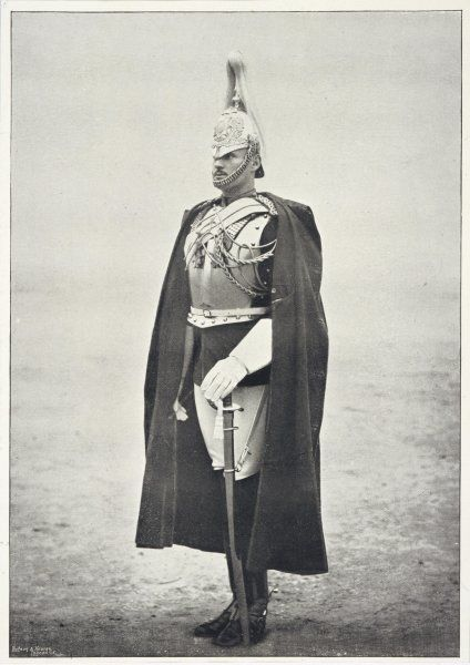 A Corporal of the 2nd Life Guards
