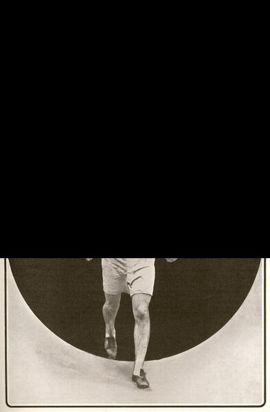 The controversial American winner of the 1908 Olympic marathon