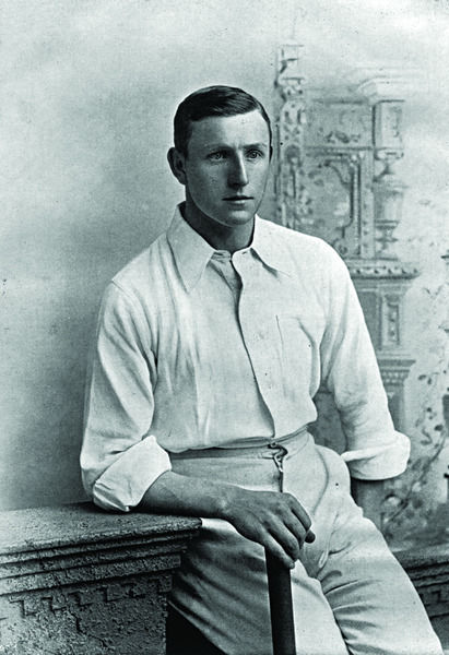 A.O. JONES CRICKETER - NOTTINGHAMSHIRE