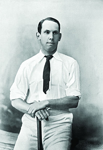 DR H.W.R. BENCRAFT CRICKETER - HAMPSHIRE