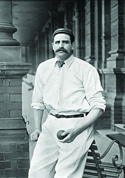 WILLIAM BRUCE AUSTRALIAN CRICKETER