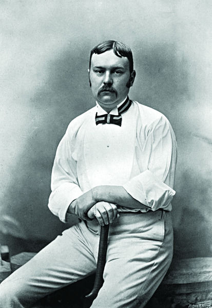 JIMMY CRANSTON CRICKETER - GLOUCESTERSHIRE