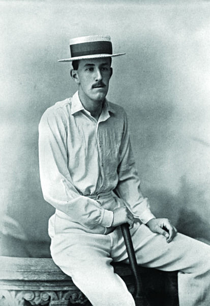 CYRIL FOLEY CRICKETER - MIDDLESEX