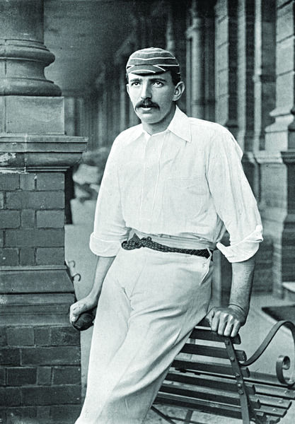 ALICK HANDFORD CRICKETER - NOTTINGHAMSHIRE