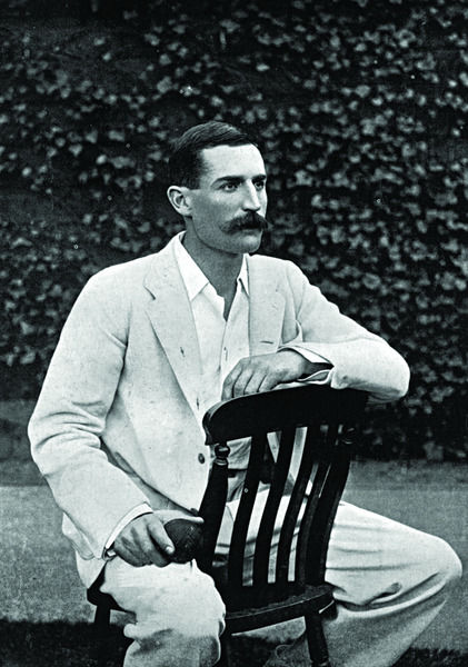 GEORGE HILLYARD CRICKETER - LEICESTERSHIRE