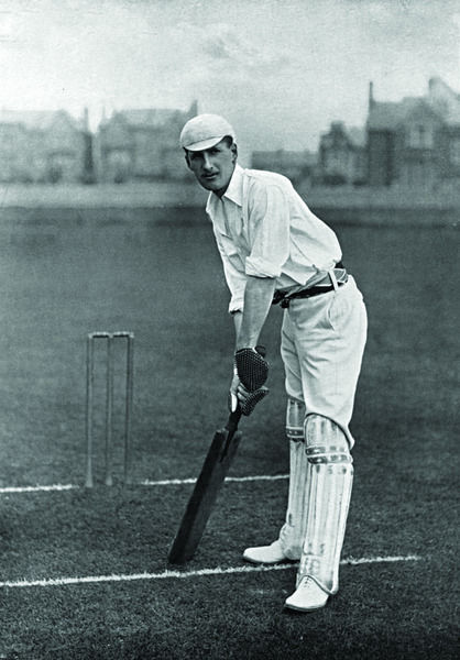 P.H. LATHAM CRICKETER - WORCESTERSHIRE