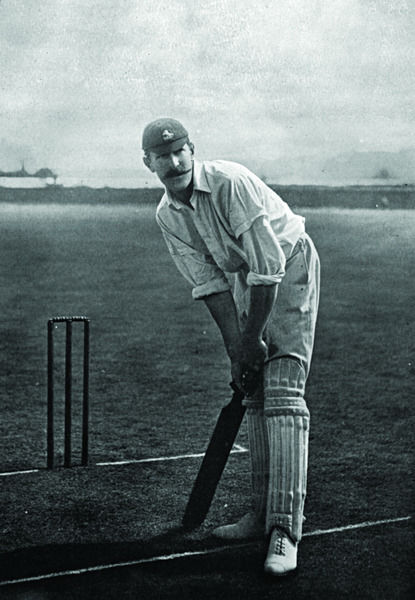 FRANCIS (FRANK) MARCHANT CRICKETER - KENT