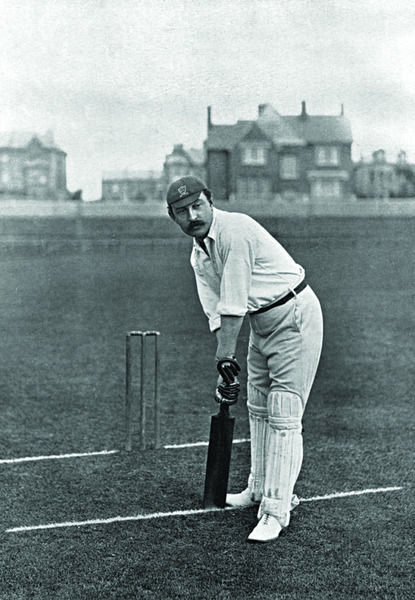 W. NEWHAM CRICKETER - SUSSEX
