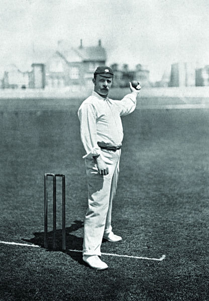 ROBERT PEEL CRICKETER - YORKSHIRE