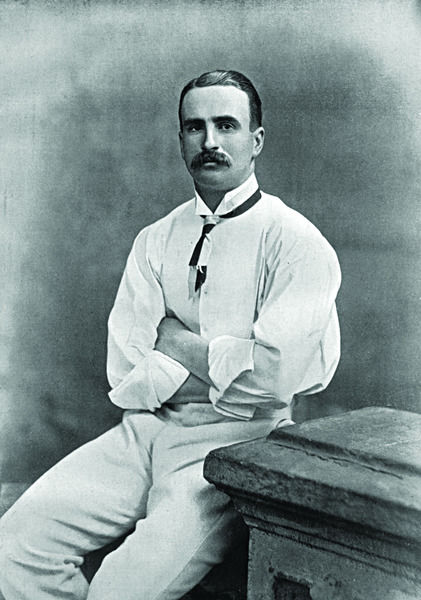 O.G. RADCLIFFE CRICKETER - GLOUCESTERSHIRE & SOMERSET Date: 1859-1940