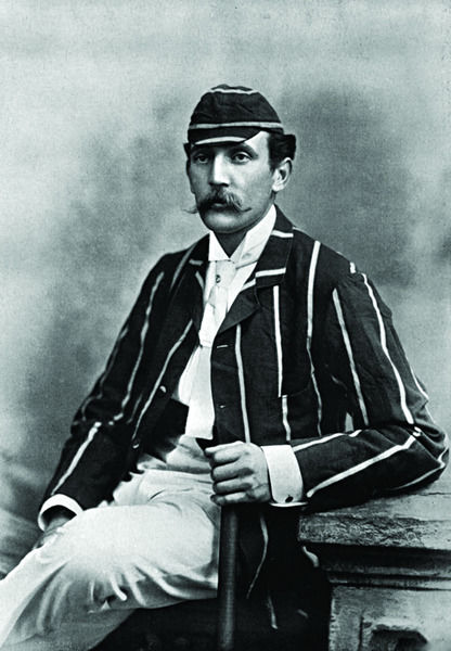 WILLIAM SCOTTON CRICKETER - NOTTINGHAMSHIRE