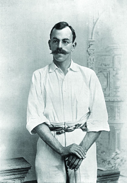 DR ARTHUR THORNTON CRICKETER - MIDDLESEX