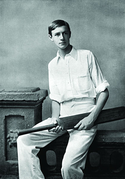C.L. TOWNSEND CRICKETER - GLOUCESTERSHIRE