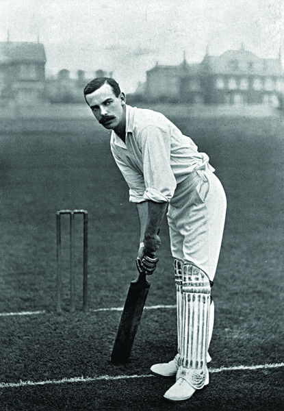 G.J.V. WEIGALL CRICKETER - KENT