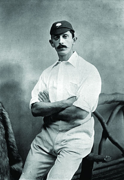 LEES WHITEHEAD CRICKETER - YORKSHIRE
