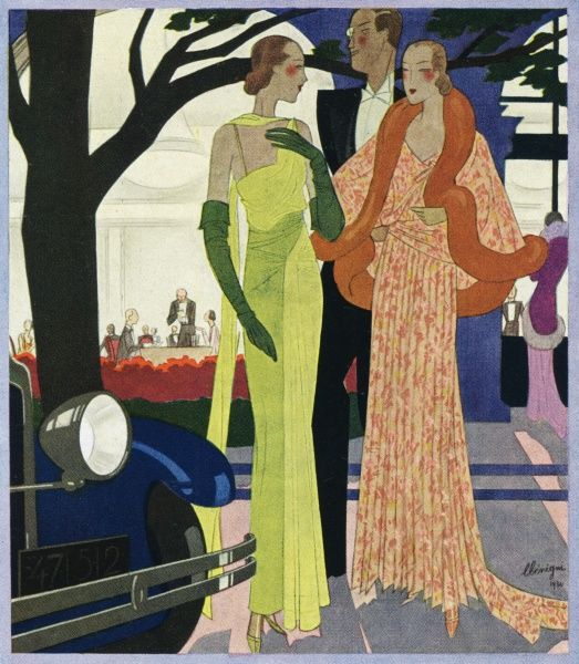 Deco fashion 2. Leon Benigni 1930.jpg