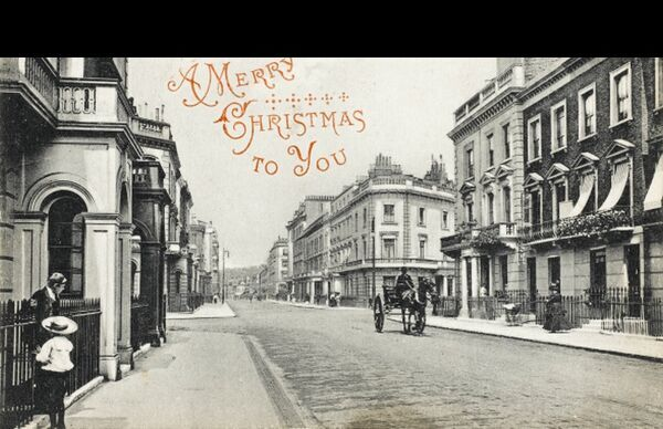 Denbigh Street, Pimlico, London