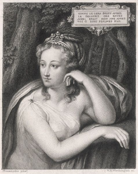DIANE DE POITIERS Mistress of Henri II of France