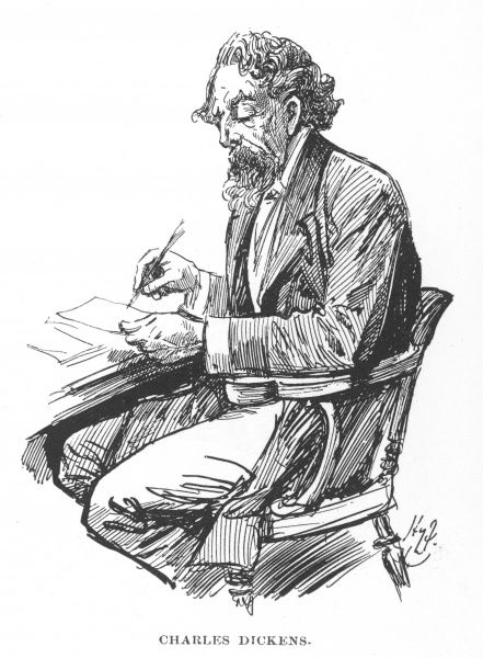 CHARLES DICKENS Victorian novelist