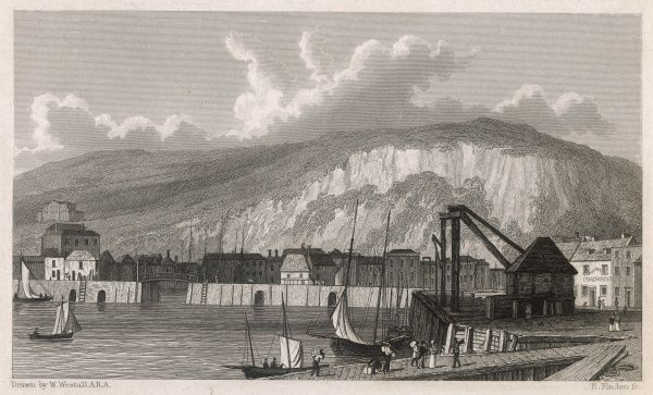 Dover, Kent : the Outer Harbour