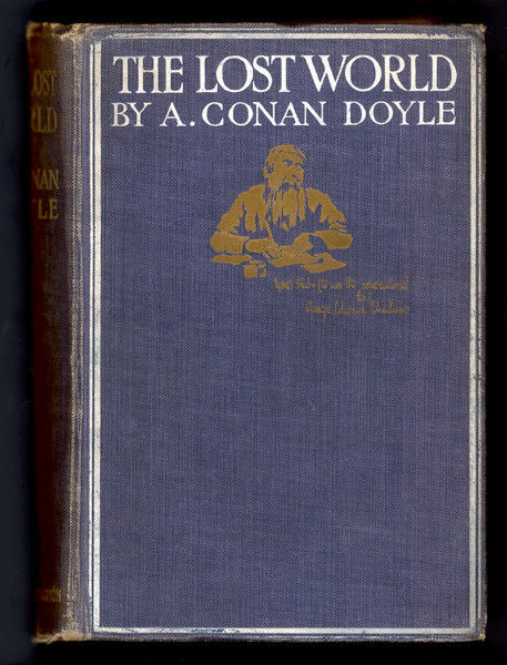 Cover of the first edition from a photograph by Edward Malone