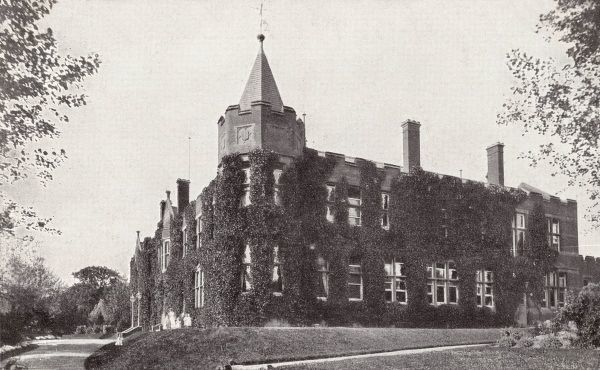 Dr Barnardo's Homes 'Babies Castle' at Hawkhurst, Kent, opened in 1884 for the reception of babies. In 1908 it became a home for boys and girls under the age of eight years