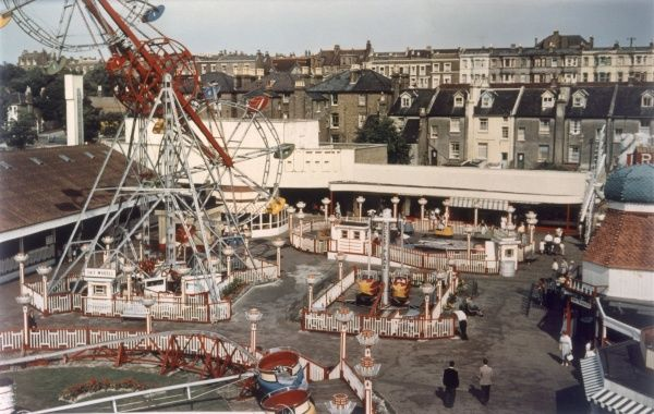 Dreamland Amusement Park, Margate, Kent
