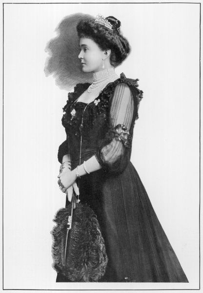 Princess Luise Margarete of Prussia, Duchess of Connaught (1860-1917), wife of Prince Arthur, Duke of Connaught