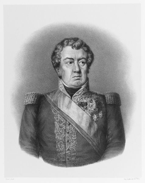 Victor Guy, baron DUPERRE French naval commander