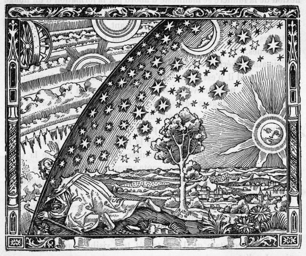 A missionary of the Middle Ages tells how he found the place where the Earth touches the Heavens