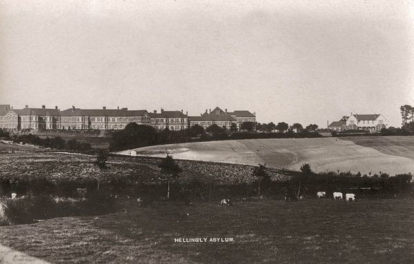 The East Sussex County Asylum opened in 1903 at Hellingly, near Hailsham. It later became known as the East Sussex County Mental Hospital and then as Hellingly Hospital